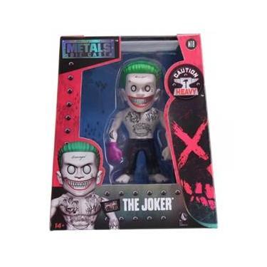 Figura Jada Metal Die Cast DC Comics The Joker M18 Dtc