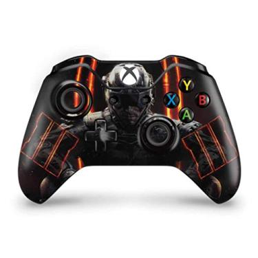 Skin Adesivo para Xbox One Fat Controle - Call Of Duty Black Ops 3