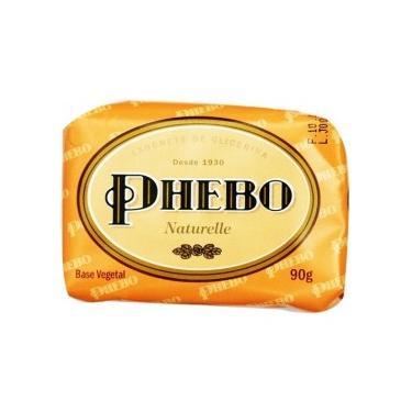 Phebo Sabonete de Glicerina Naturelle Granado 90g