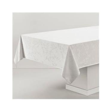 Imagem de Toalha de Mesa Karsten Veríssimo Branca 160 x 270 cm