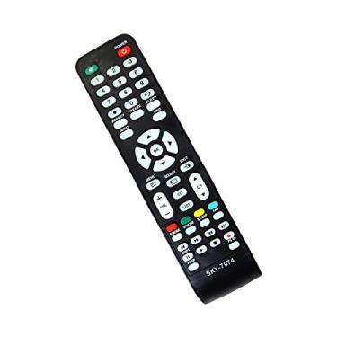 Controle Remoto Para TV LCD LED CCE RC-512 STILE D4201