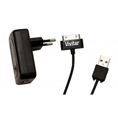 Carregador AC 110 V para iPad, iPhone e iPod - VIVITAR