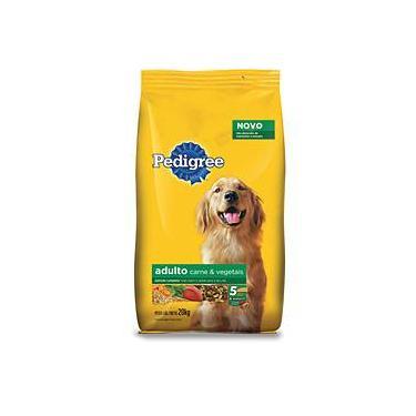 Ração p/ Cães Sabor Carne e Vegetais 20kg - Pedigree
