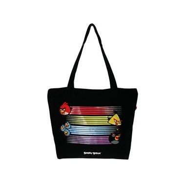 Tote Bag Santino ABB13004U01 Angry Birds Feminina - Preta