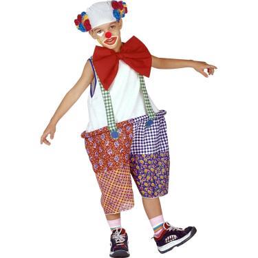 Fantasia Palhaço Circo Infantil P 40a1d285cd1