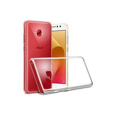 Capa + Pelicula De Vidro Asus Zenfone 4 Selfie Zd553kl