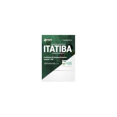 Imagem de Apostila Itatiba sp 2018 - Professor Infantil (pdi)