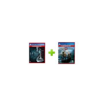 God of War + Until Dawn Playstation Hits Ps4