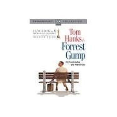Dvd: Forrest Gump O Contador De Histórias