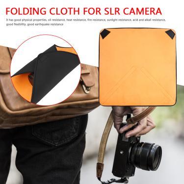 Neoprene dobrável câmera envoltório pano lente película protetora acessórios da câmera à prova de