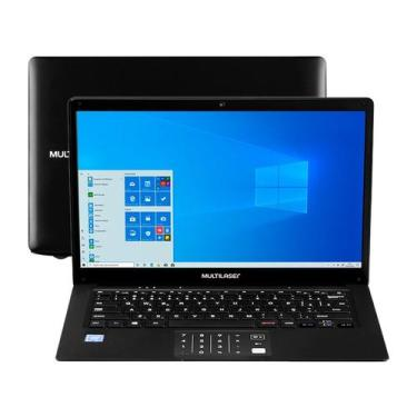 Imagem de Notebook Multilaser Legacy Book PC260 Intel - Celeron 4GB 64GB eMMC 14