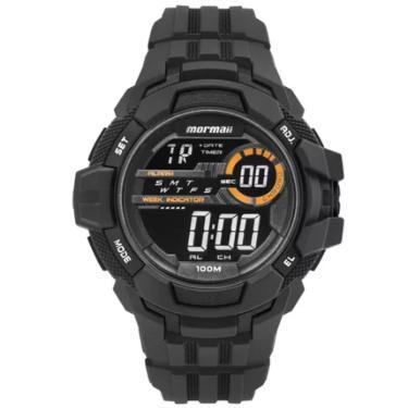 2ab12d749fd Relógio Masculino Mormaii Action MO82011AA 8L Preto