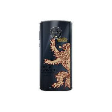 Capa para Moto G6 Play - Game Of Thrones | Lannister