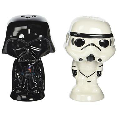 Imagem de Funko POP Home: Star Wars - Vader and Stormtrooper Salt N' Pepper Shakers