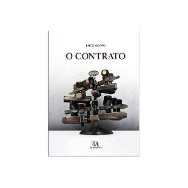 O Contrato - Roppo, Enzo - 9789724036472