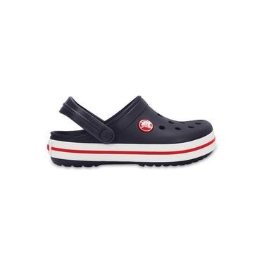 Crocs - Crocband Clog K Navy/Red