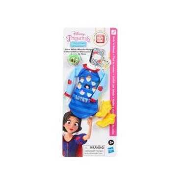Imagem de Kit de Roupas para Boneca Disney Princess Hasbro Branca de Neve do filme WiFi Ralph: Quebrando a Internet