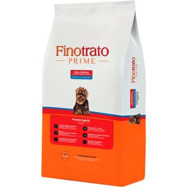 Ração Seca Finotrato Prime Premium Especial para Cães Adultos Raças Pequenas e Médias - 3 Kg + 1 Kg Grátis