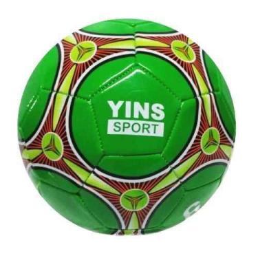 bfd73a0d50 Bola Futebol Campo Tradicional N.5 Verde Yins