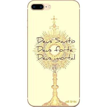 CAPA PARA CELULAR DEUS SANTO iPHONE 7/8