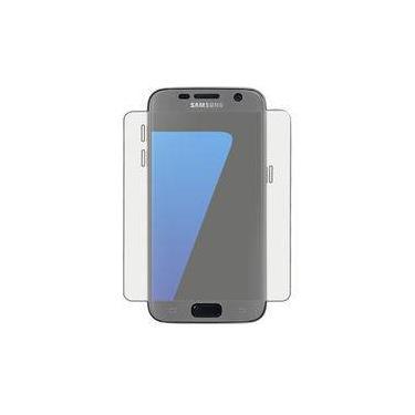 Película Hprime Curves Plus Versão 3 Samsung Galaxy S7 Flat + Capa Tpu Transparente