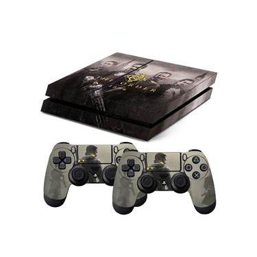 Skin PS4 Fat The Order