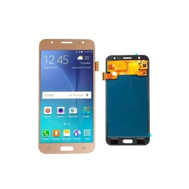 Tela Display Galaxy J5 J500 2015 com Brilho-Dourado