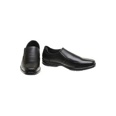 Sapato Social Masculino Ortopédico Couro Legítimo 5030