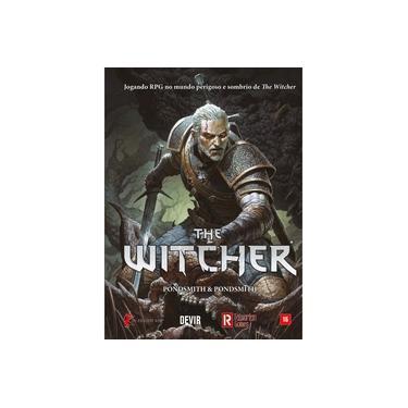 The Witcher Rpg (Português) Capa dura – Edição de luxo