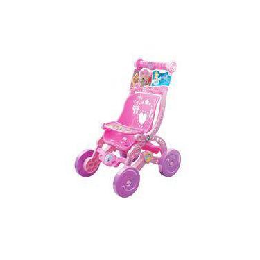 Imagem de Carrinho De Boneca Princesas Disney - Líder Brinquedos