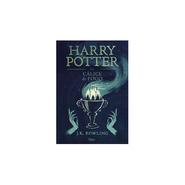 Harry Potter e o Cálice de Fogo - Capa Dura - Rowling, J.K - 9788532530813