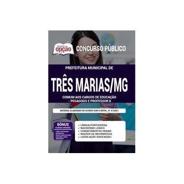 Imagem de Apostila Concurso Três Marias MG - Pedagogo e Professor 2