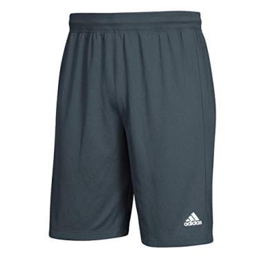 Bermuda Adidas Clima Tech, Onix/White, X-Large
