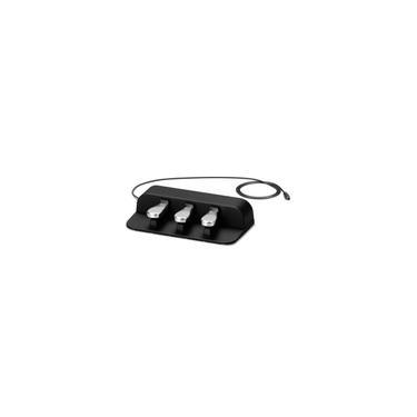Imagem de Pedal Sustain Casio SP-34 Preto Triplo para Pianos