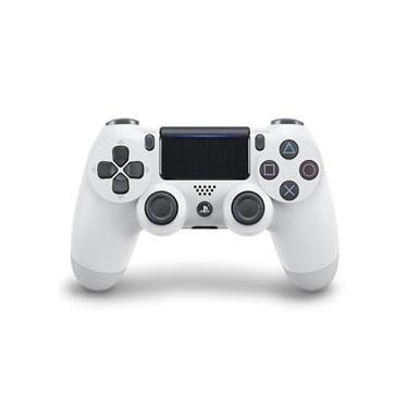 Controle sem Fio Sony Dualshock® 4 Branco Glacial para Playstation® 4