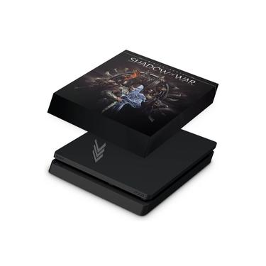 Capa Anti Poeira para PS4 Slim - Shadow of War