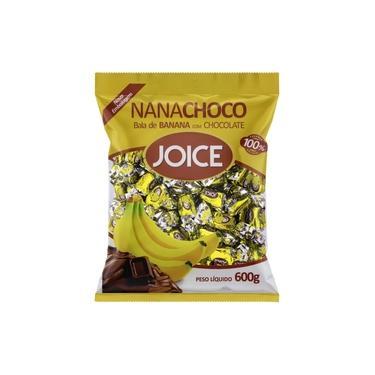 Bala Joice Banana Chocolate 600g