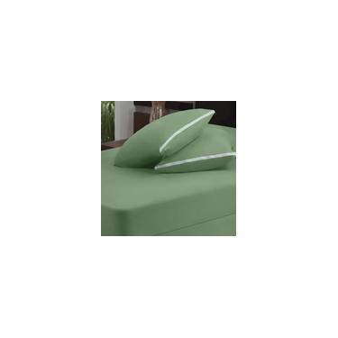 Imagem de Capa Travesseiro 100% Algodão Fio Cardado 30/1 Com Ziper