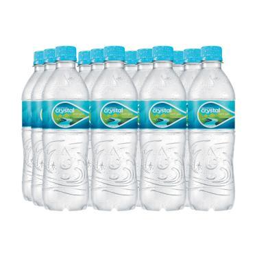 Água Mineral sem gás 500ml com 12 unidades - Crystal 1021304