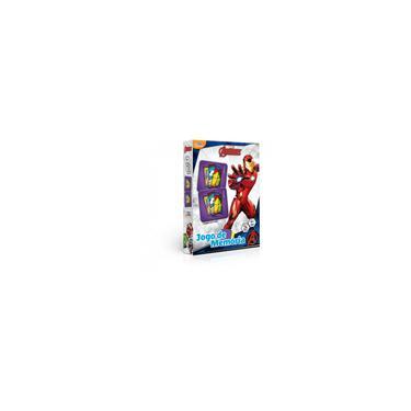 Imagem de Jogo da Memória Vingadores 24 Pares Toyster