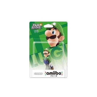 Boneco Nintendo Amiibo: Luigi - Wii U