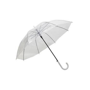 Guarda-chuva Transparente m Brilhante