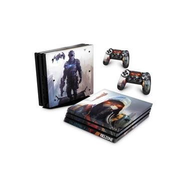 Skin Adesivo para PS4 Pro - Killzone Shadow Fall