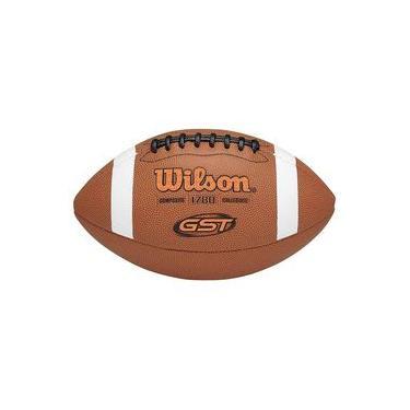 Bola Futebol Americano Wilson GST Composite