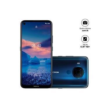Smartphone Nokia 5.4 Core Tela 6,5  RAM 3GB Android