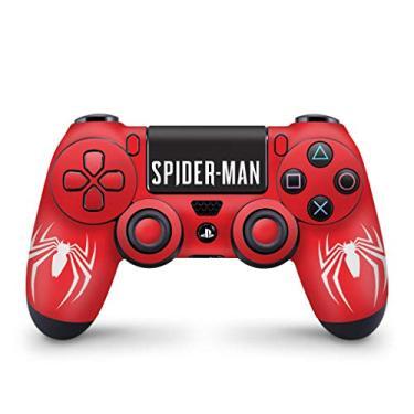 Skin Adesivo para PS4 Controle - Spider Man