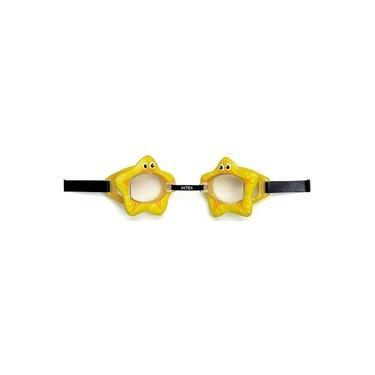 Imagem de Óculos De Natação Play Bichinhos Animados Estrela- Intex