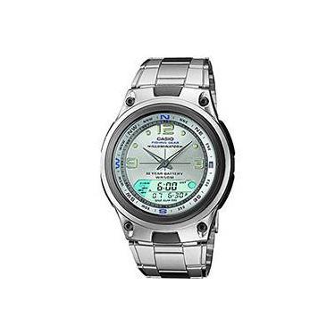 087e5011a69 Relógio Masculino Casio Analógico Digital Esportivo AW-82D-7AVDF
