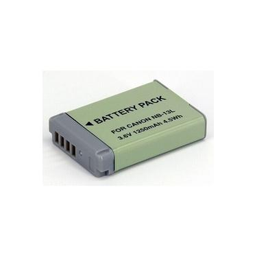 Bateria NB-13L para câmera digital e filmadora Canon PowerShot SX720 HS, G5 X, G7 X, G9 X Mark II
