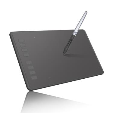 Imagem de Huion-tablet digital h950p, ultrafino, com caneta para desenho, sem bateria